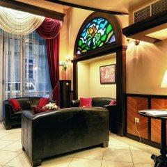 Отель Residence Baron Будапешт интерьер отеля фото 2