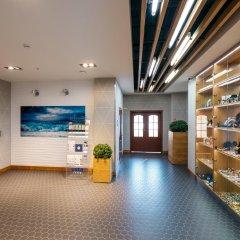 Гостиница Атлантик by USTA Hotels развлечения