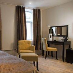 Отель Basic Bergen Берген удобства в номере