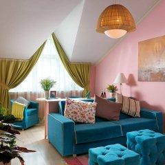 Гостевой дом Наша Дача Харьков комната для гостей фото 4