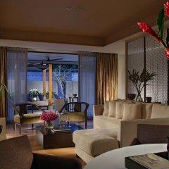 Singapore Marriott Tang Plaza Hotel интерьер отеля