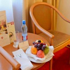 Гостиница Амбассадор 4* Стандартный номер с 2 отдельными кроватями