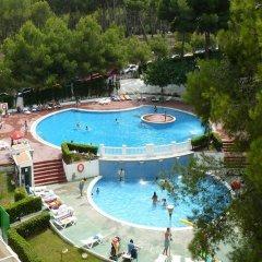 Отель Catalonia Gardens Испания, Салоу - отзывы, цены и фото номеров - забронировать отель Catalonia Gardens онлайн бассейн