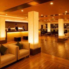 Отель Aso Uchinomaki Onsen Yumeoiso Минамиогуни интерьер отеля