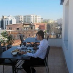 Hotel Seker Диярбакыр балкон