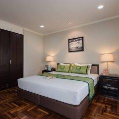 Отель Cnc Residence Бангкок комната для гостей фото 4
