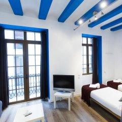 Отель Total Valencia Blue Испания, Валенсия - отзывы, цены и фото номеров - забронировать отель Total Valencia Blue онлайн комната для гостей фото 3