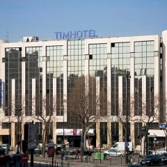 Отель Timhotel Berthier Paris 17 городской автобус