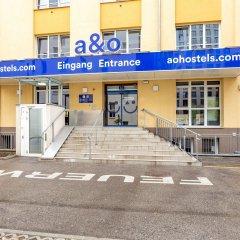 Отель A&O Wien Hauptbahnhof Австрия, Вена - 9 отзывов об отеле, цены и фото номеров - забронировать отель A&O Wien Hauptbahnhof онлайн парковка