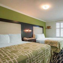 Отель Rodeway Inn Los Angeles комната для гостей фото 3