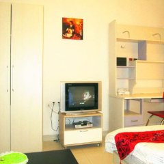 Отель Meiru Rujia Hotel Apartment Китай, Гуанчжоу - отзывы, цены и фото номеров - забронировать отель Meiru Rujia Hotel Apartment онлайн комната для гостей фото 3