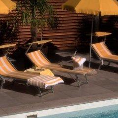 Hotel Palma Меран пляж