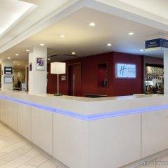 Отель Holiday Inn Express Glasgow Airport Великобритания, Пейсли - отзывы, цены и фото номеров - забронировать отель Holiday Inn Express Glasgow Airport онлайн интерьер отеля