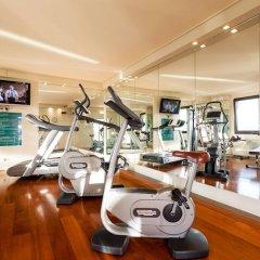 Отель Hilton Garden Inn Novoli Флоренция фитнесс-зал