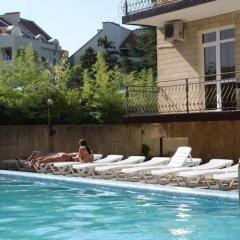 Гостиница Красная Гвоздика бассейн