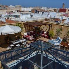 Отель Riad Sakina Марокко, Рабат - отзывы, цены и фото номеров - забронировать отель Riad Sakina онлайн балкон