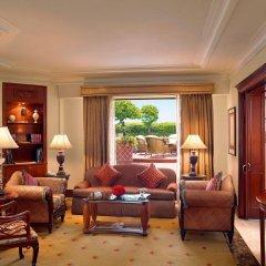 Отель ITC Maurya, a Luxury Collection Hotel, New Delhi Индия, Нью-Дели - отзывы, цены и фото номеров - забронировать отель ITC Maurya, a Luxury Collection Hotel, New Delhi онлайн комната для гостей фото 4