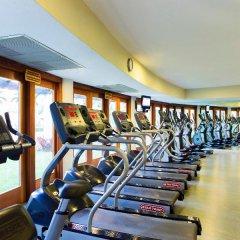 Отель Villa La Estancia Beach Resort & Spa фитнесс-зал фото 4