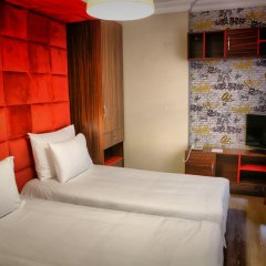 Отель Chakra Suites Levent комната для гостей фото 2