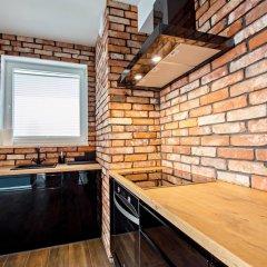 Апартаменты Grand Apartments - Bastion Wałowa Гданьск удобства в номере
