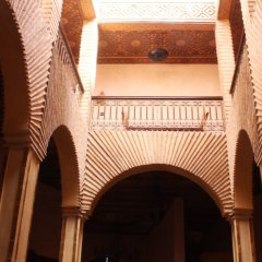 Отель Kasbah Le Mirage детские мероприятия