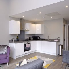 Апартаменты Destiny Scotland Apartments at Nelson Mandela Place в номере фото 2