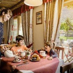 Отель Relais du Berger Грессан питание фото 3