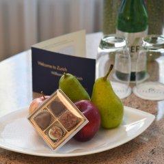 Hotel Glärnischhof Цюрих в номере фото 2