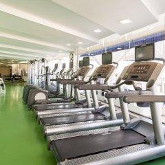 Отель Holiday Inn Dubai - Al Barsha фитнесс-зал