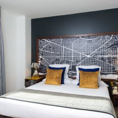 Отель Capri by Fraser, Barcelona / Spain комната для гостей фото 4