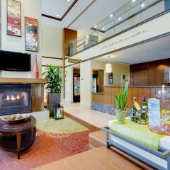Отель Hilton Garden Inn Bethesda интерьер отеля