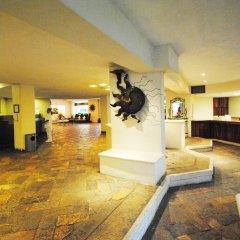 Отель Fontan Ixtapa Beach Resort интерьер отеля фото 2