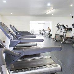 Отель Barcelo Ixtapa Beach - Все включено фитнесс-зал фото 2