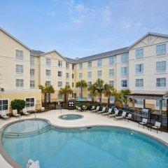 Отель Homewood Suites Mayfaire Уилмингтон бассейн