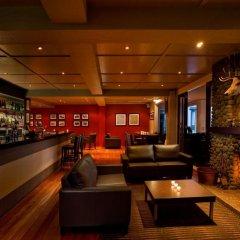 Отель Hilton Lake Taupo гостиничный бар
