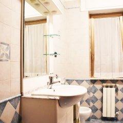 Отель B&B La Ginestra Торре-дель-Греко ванная