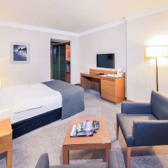 Отель Mercure Istanbul The Plaza Bosphorus комната для гостей фото 4