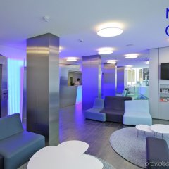 Hotel Cristal Design интерьер отеля