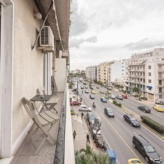 Отель Athens Boutique Apartment Греция, Афины - отзывы, цены и фото номеров - забронировать отель Athens Boutique Apartment онлайн балкон