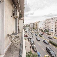 Апартаменты Athens Boutique Apartment by Cloudkeys Афины балкон