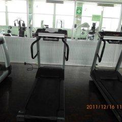 Отель Phranakorn Grand View Бангкок фитнесс-зал фото 2