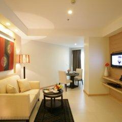Отель Adelphi Grande Sukhumvit By Compass Hospitality Бангкок комната для гостей фото 3