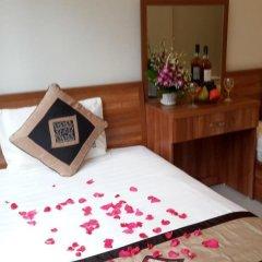 Отель Especen Legend 2 Ханой сейф в номере