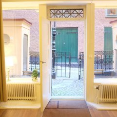 Апартаменты Cute Studio Apartment in Old Town Стокгольм комната для гостей