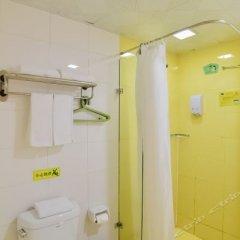 Отель Home Inn Китай, Сямынь - отзывы, цены и фото номеров - забронировать отель Home Inn онлайн ванная