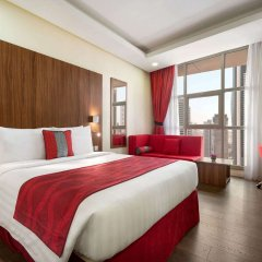 Отель Ramada Encore Kuwait Downtown комната для гостей фото 3