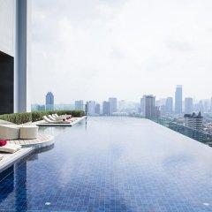 Отель AVANI Riverside Bangkok Hotel Таиланд, Бангкок - 1 отзыв об отеле, цены и фото номеров - забронировать отель AVANI Riverside Bangkok Hotel онлайн бассейн