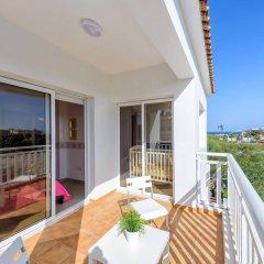 Отель Villa Atlas Кипр, Протарас - отзывы, цены и фото номеров - забронировать отель Villa Atlas онлайн балкон