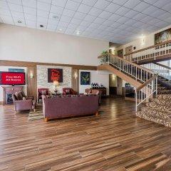 Отель Red Roof Inn Meridian интерьер отеля