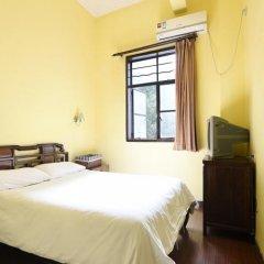 Отель Mingtown Etour International Youth Hostel Shanghai Китай, Шанхай - отзывы, цены и фото номеров - забронировать отель Mingtown Etour International Youth Hostel Shanghai онлайн комната для гостей фото 4
